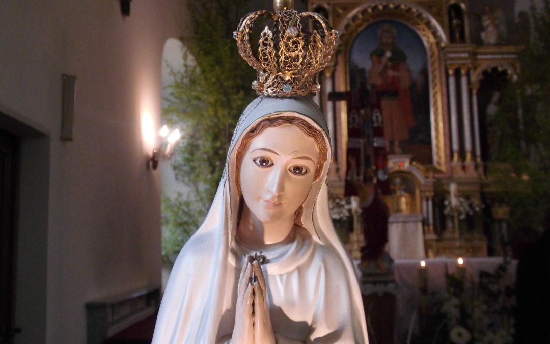 Fatima – sierpień