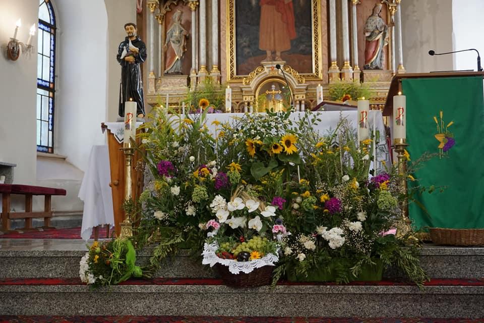 15 sierpnia – Matki Bożej Zielnej.