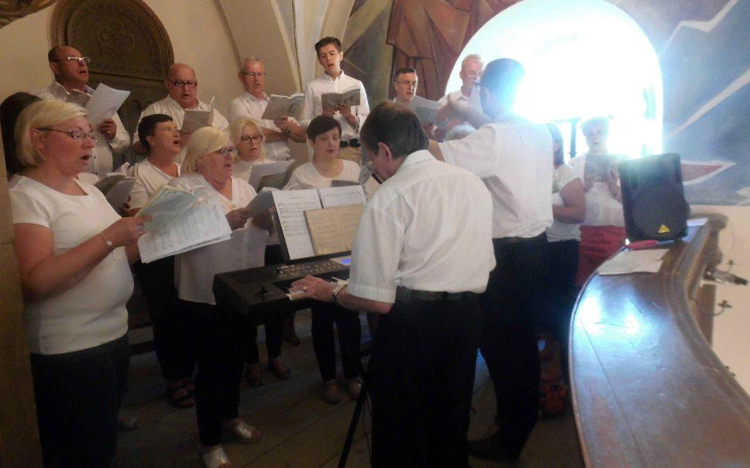 """Koncert chóru """"Gregorianie"""""""