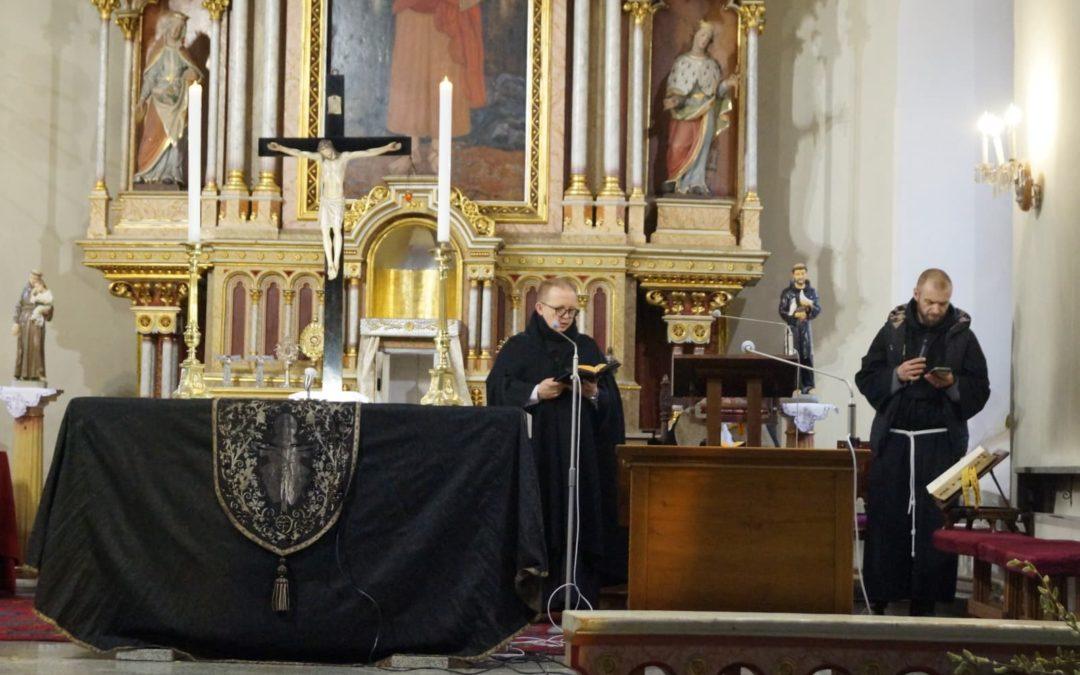 Sobotnia Liturgia Godzin