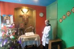 Kolęda w klasztorze