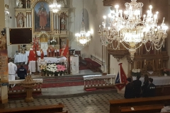 Patron Strażaków - św. Florian