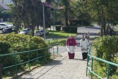 Wizytacja ks. bp. Zbigniewa